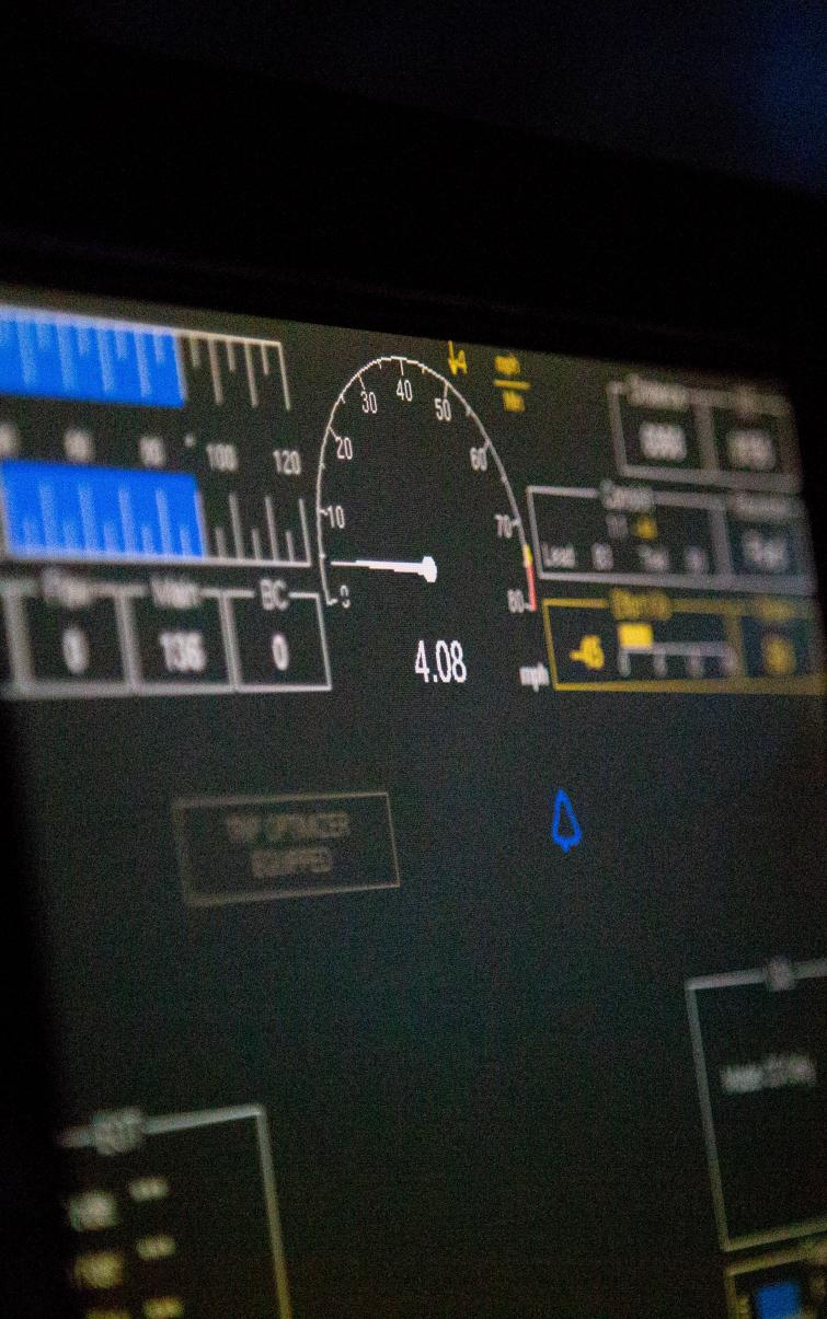 Energy Management: Adaptive Cruise Control For Locomotives