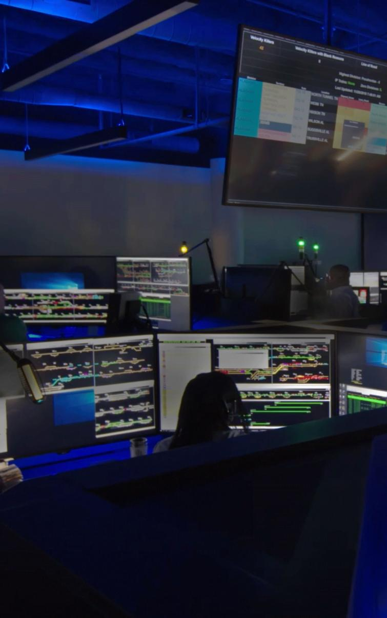 Central Intelligence: A Unified Network Operations Center