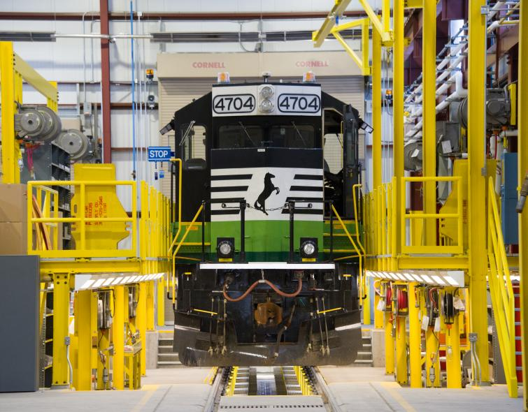 Future Vision: Fixing Trains Before They Fail